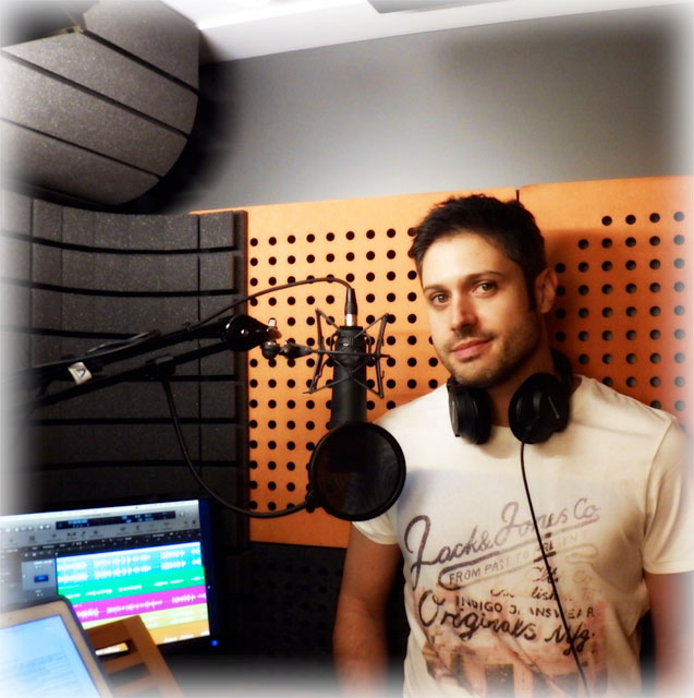 Spanish voice-over talent Professional Recording Studio Spanish voice-overs E-learning corporate videos video games dubbing Lip-sync & Phrase-sync contact audio demo voice Alfonso Rodríguez Alfonsospain